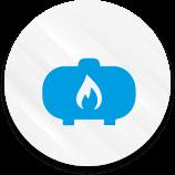 Granel - Gás glp